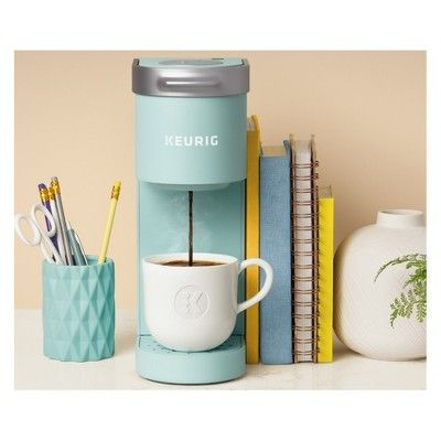 Keurig K Mini Single Serve K Cup Pod Coffee Maker Oasis In 2019