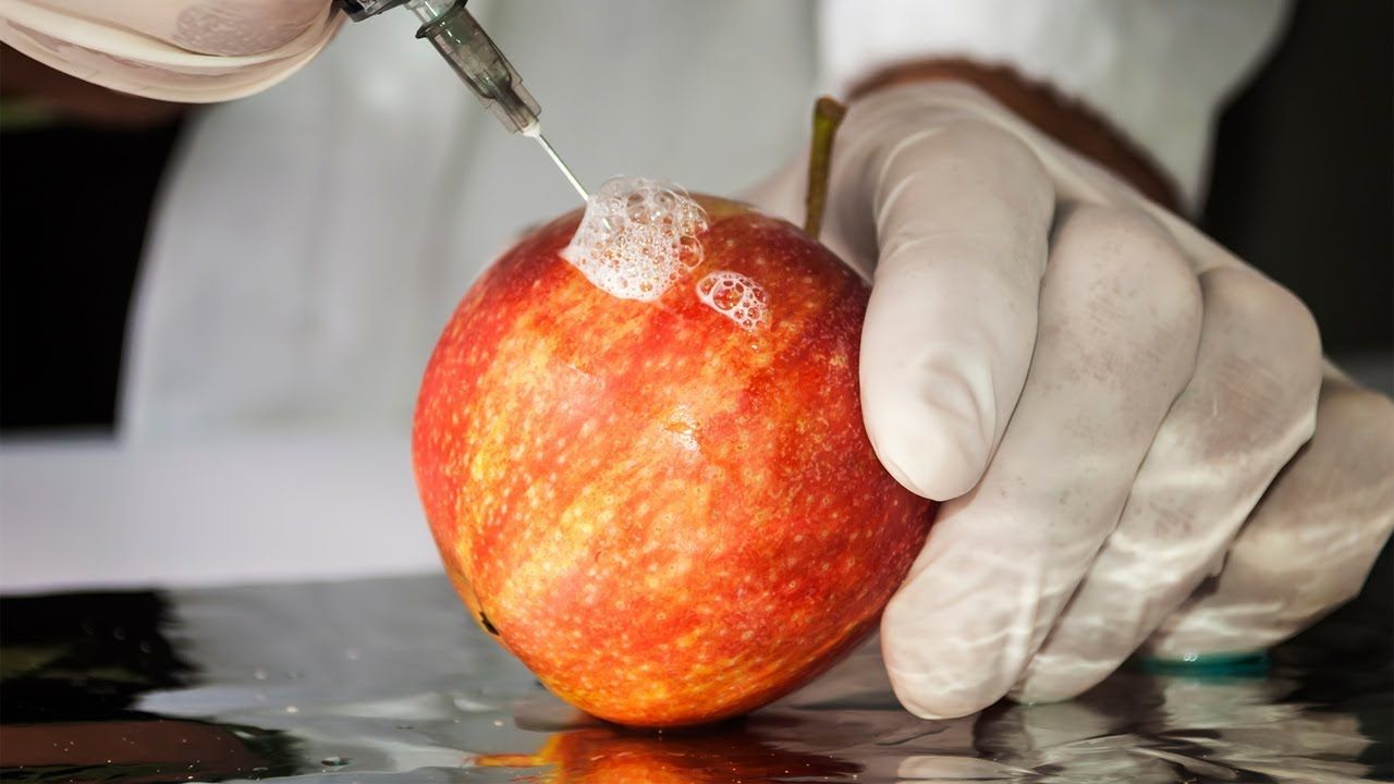 Learn How To Spot Gmo Fruits Veggies With This Simple Trick