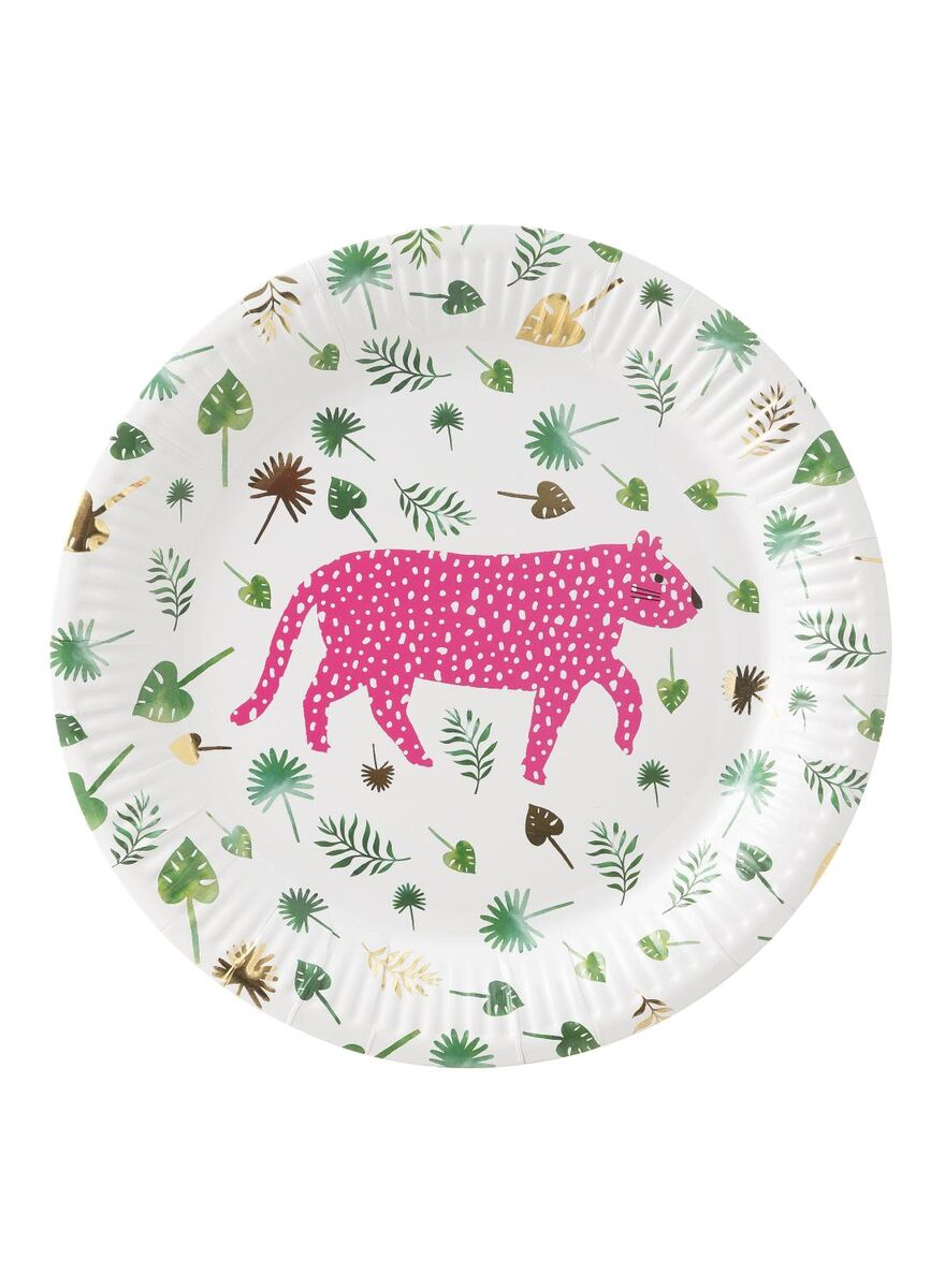 8 Pack Small Paper Plates 14230124 Hema In 2020 Paper Plates Plates Party Tableware