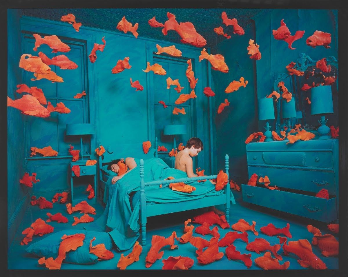 sAnDy SkOgLuNd  Art  Sandy skoglund Art Lowbrow art