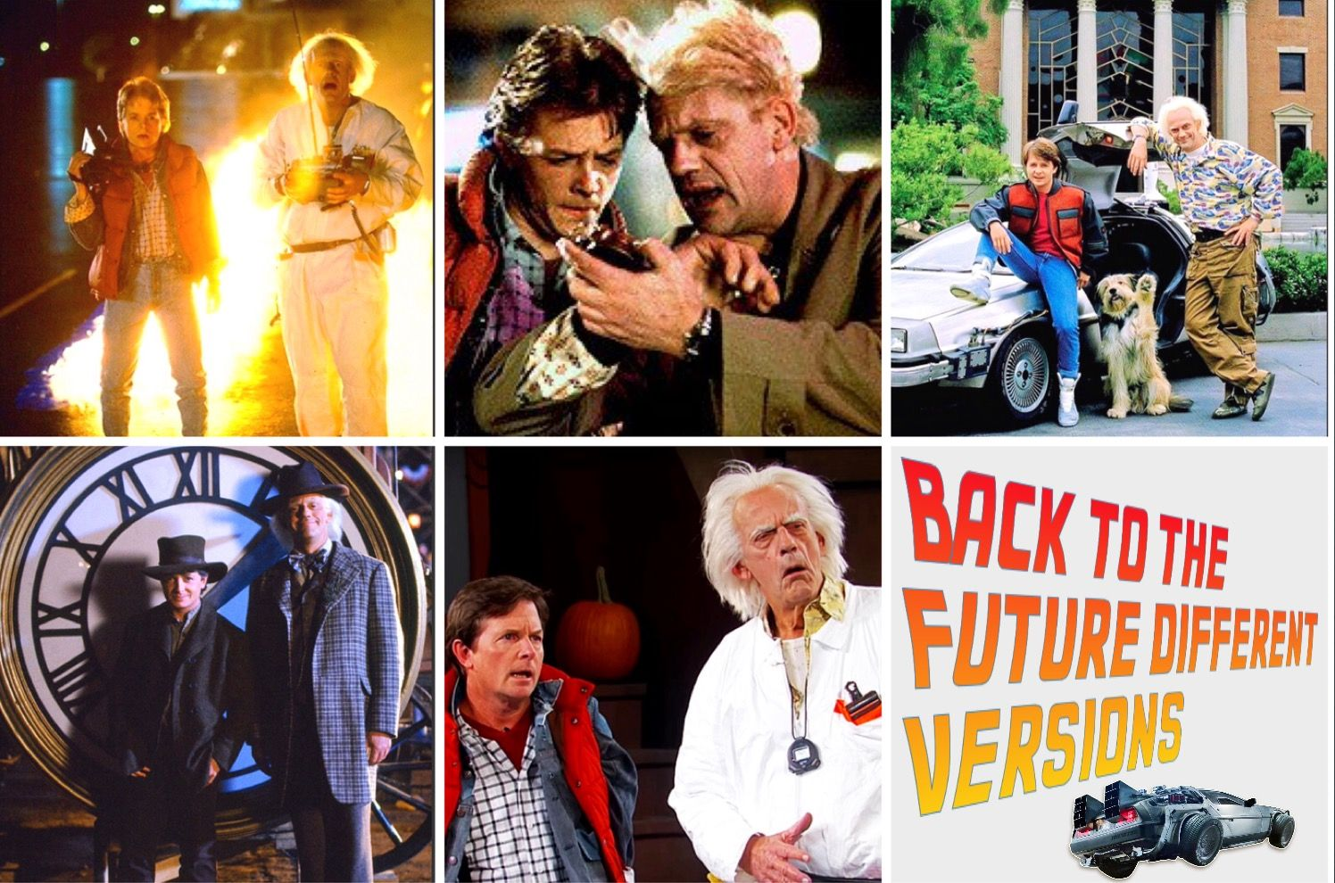It Really Is Crazy To Think That In The Movie That All The Time Travel Events Took Course Over A Couple Of Days Ye Movies Coming Out Back To The Future