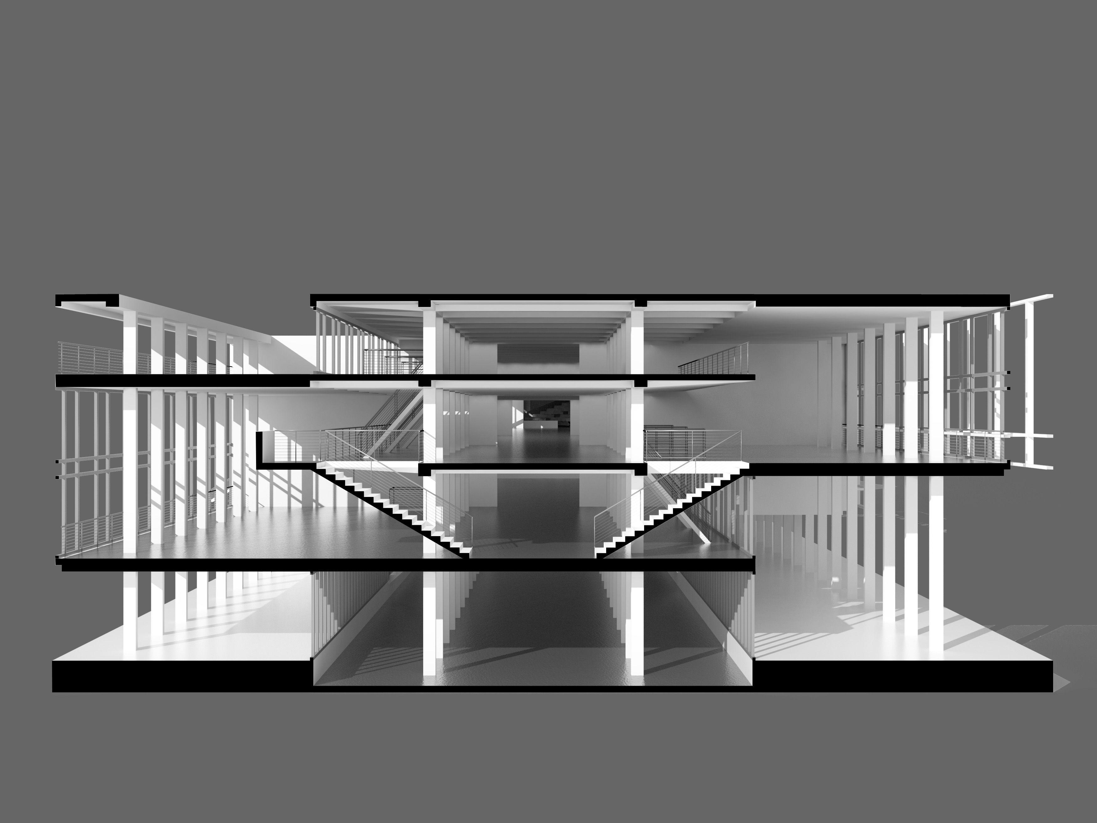Giuseppe terragni casa del fascio di 3500 2625 for Giuseppe terragni casa del fascio