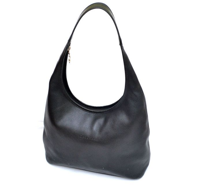 6594ac4e4 Currently at the #Catawiki auctions: Longchamp - Shoulder Bag Hobo