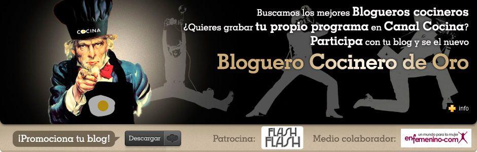 Los mejores blogueros de la cocina 2012 - canalcocina.es