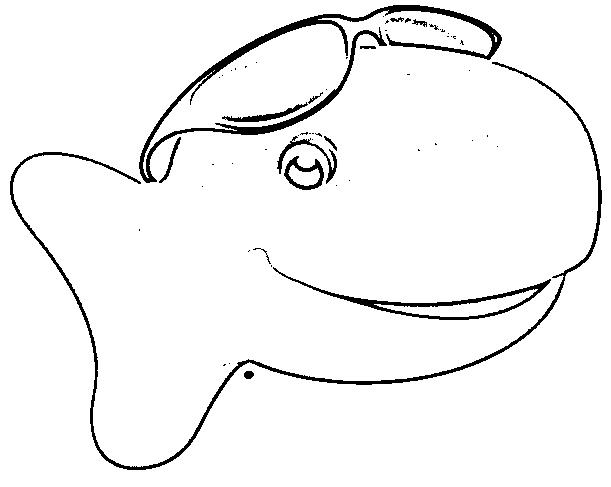 Goldfish Cracker Coloring Sheet | Touchstone | Goldfish ...
