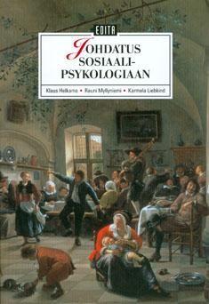 Kuvaus: Teos on sosiaalipsykologista tutkimusta ja teorioita kuvaava oppikirja.
