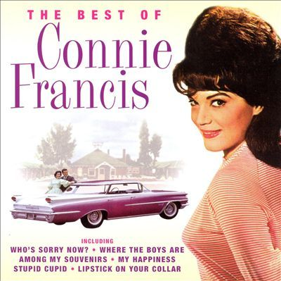 Connie Francis Albums | The Best of Connie Francis [Prism]