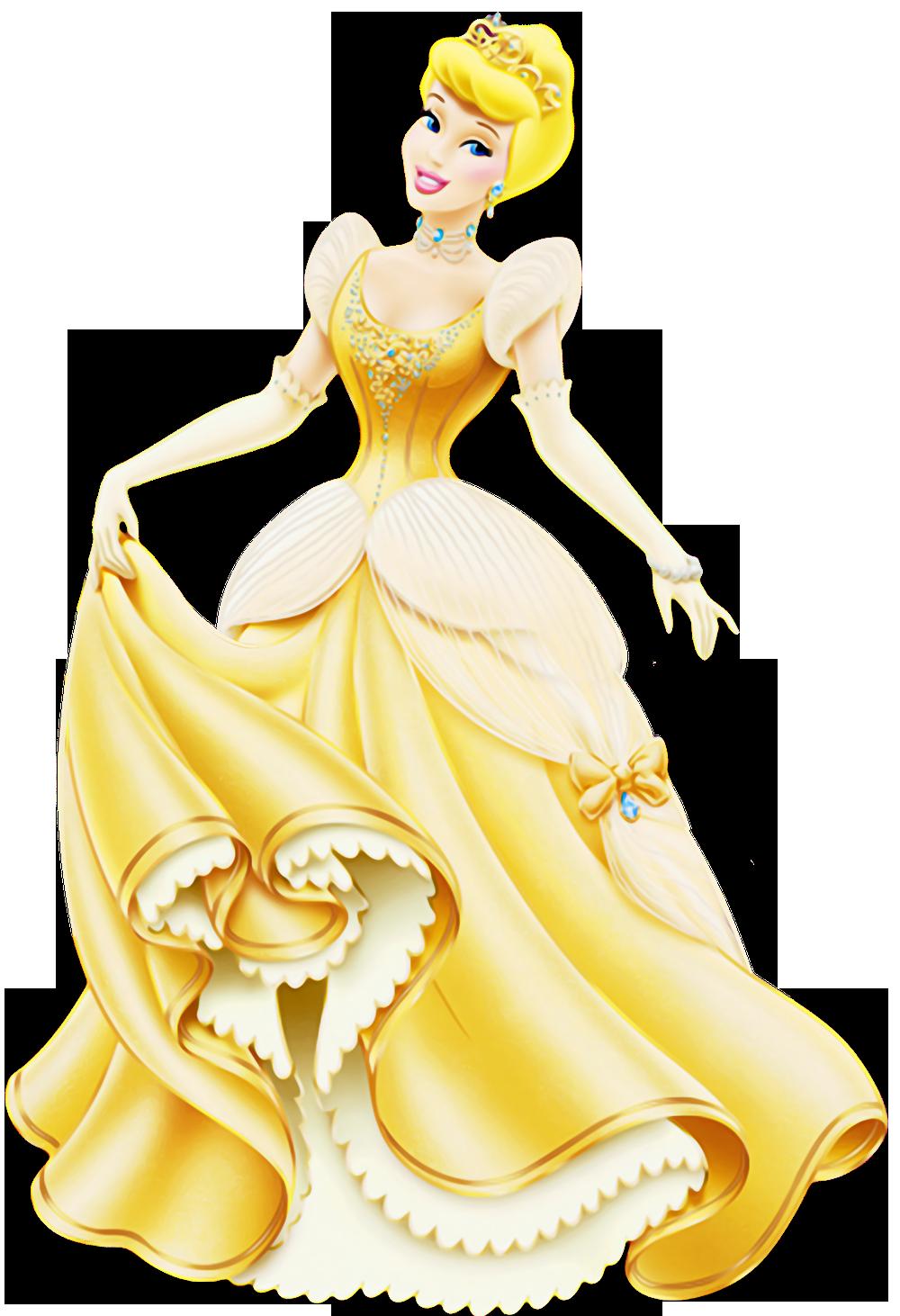 Cinderella Clipart PNG Picture | Walt disney princesses ...