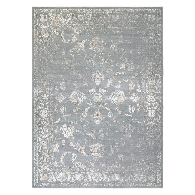 Couristan Provincia Botanic Applique Area Rug