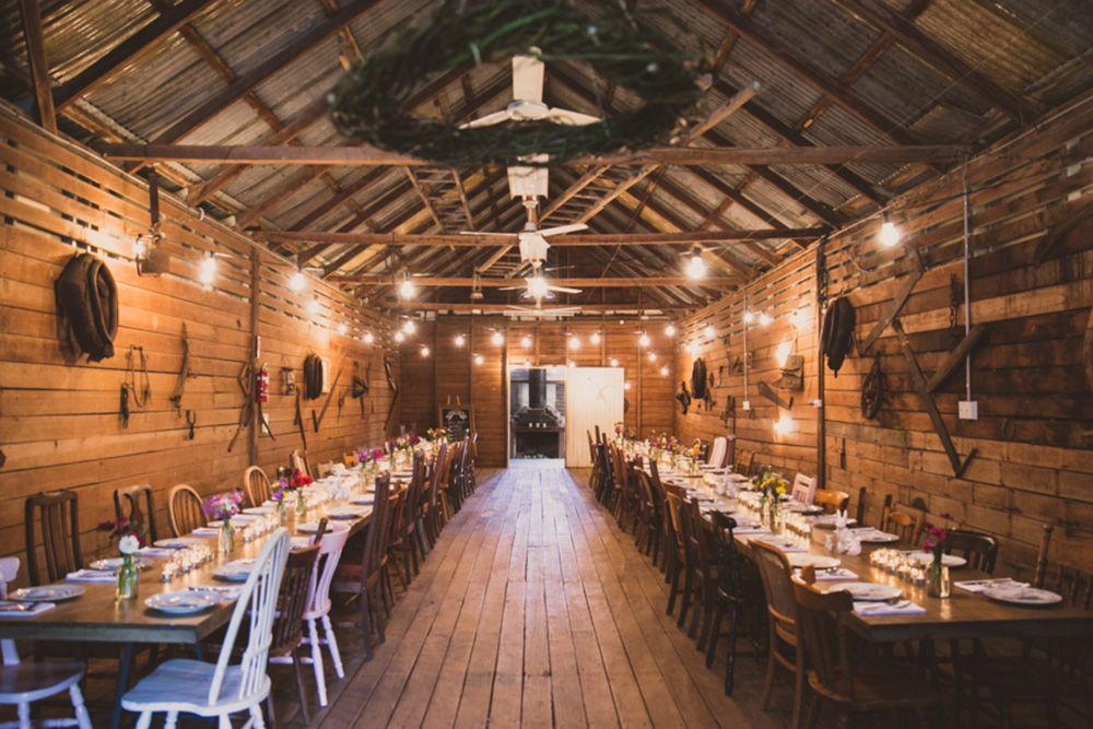 Wedderburn Barn Wedding Provender View Through To Cart Shed Scottish Boarders Rustic Venues Pinterest Weddings Barns And