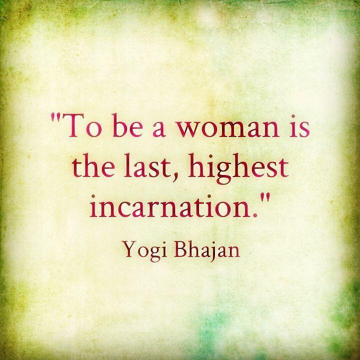 to be a w is the last highest incarnation yogi bhajan wahe
