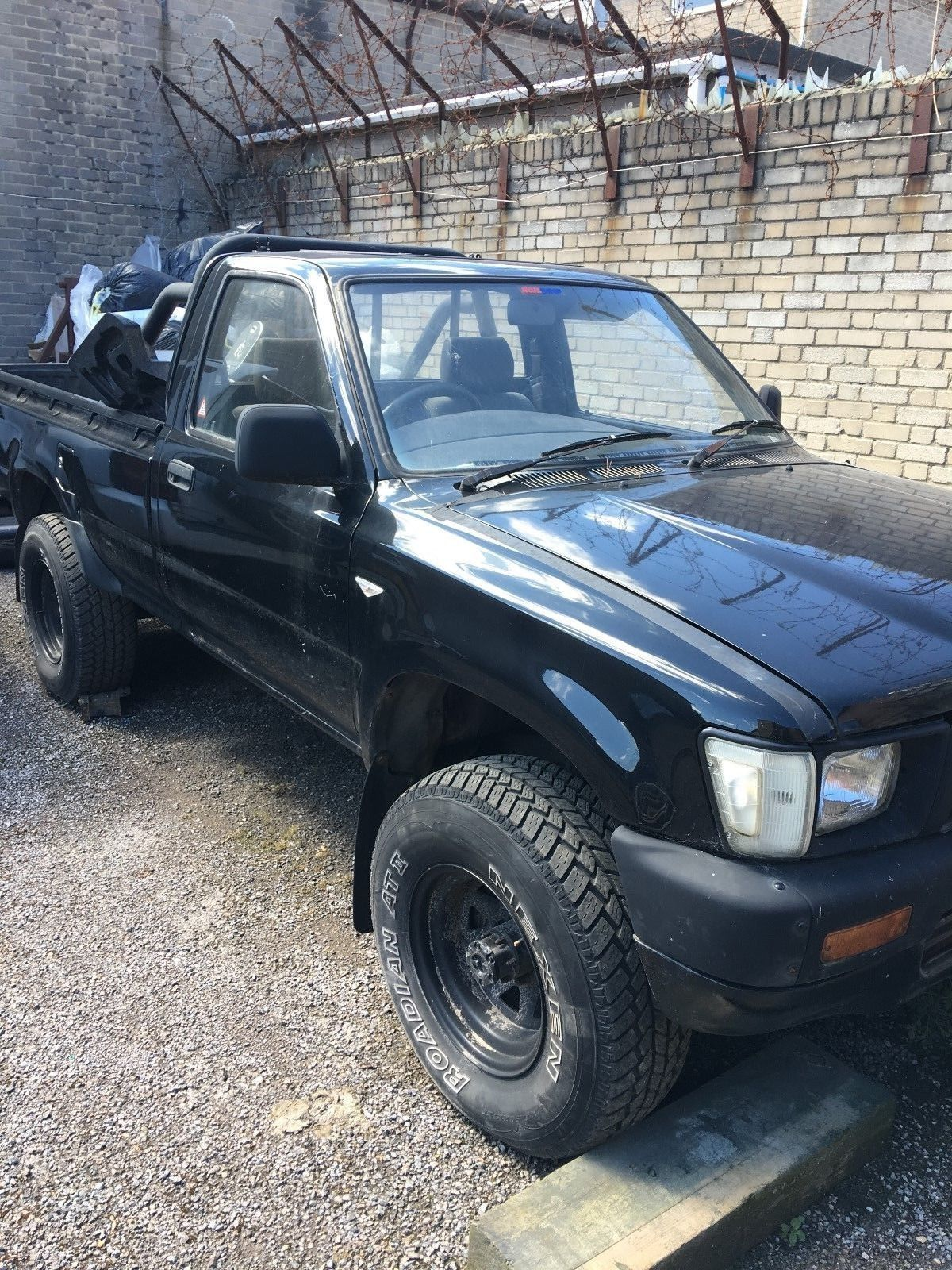 eBay: TOYOTA PICK UP TRUCK UNFINISHED PROJECT #carparts #carrepair ...