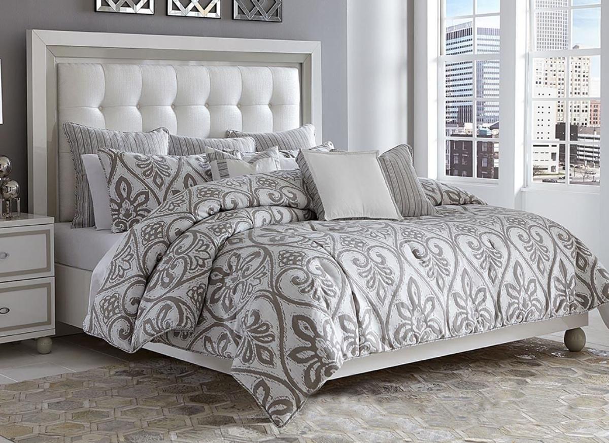 Combo cama: colchón, sommier, almohadas, sábanas, acolchado y ...