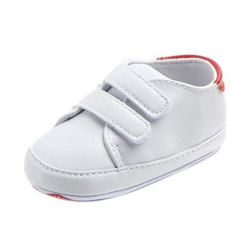 Oferta: 1.79€. Comprar Ofertas de Bebe Zapatos SMARTLADY Zapatos del antideslizante para Recién nacido Niña Niño (6-9 meses, Rojo) barato. ¡Mira las ofertas!