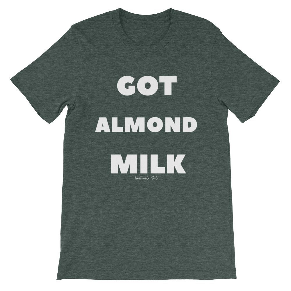 Got Almond Milk Tee - Bold