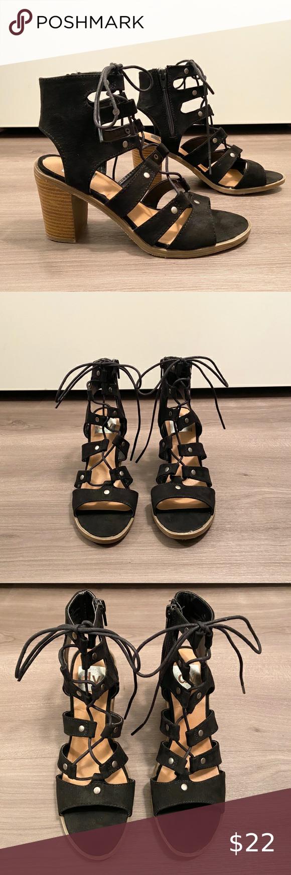 Dolce Vita Women Brown Heels US 8 | eBay