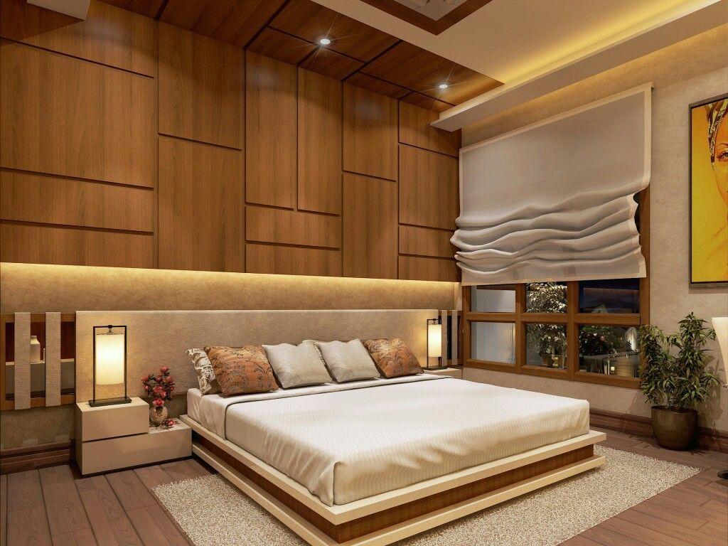 Bedroom design #bedroomdesign | Bedroom bed design, Modern ...