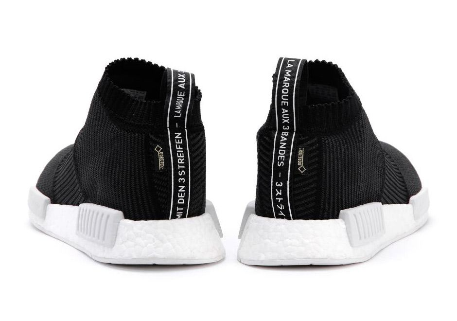 sports shoes d2fa2 da8cd adidas NMD City Sock Gore Tex Release Info  SneakerNews.com