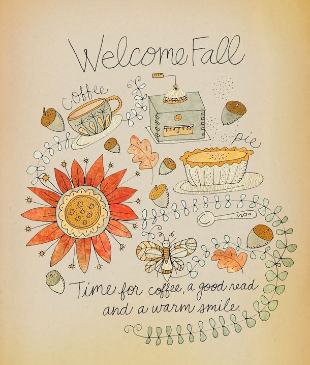 Captivating 10 Welcome Fall Quotes Good Looking
