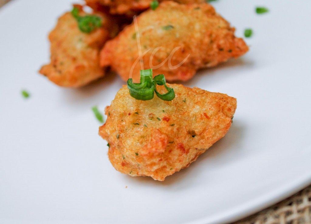 Saltfish fritters jamaican food jamaican food for Caribbean fish recipes