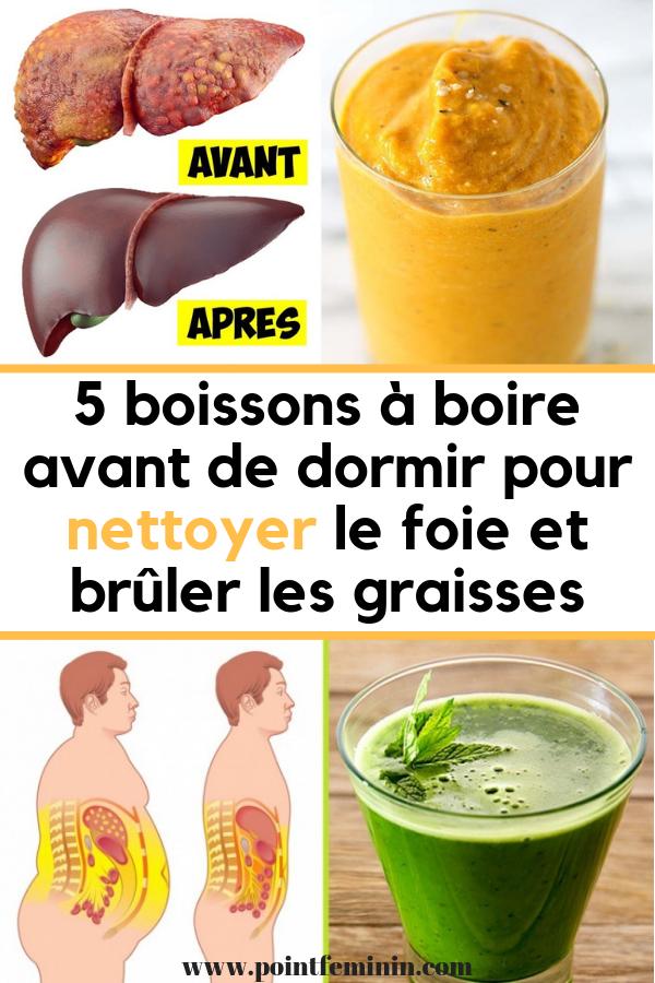 Boisson Brule Graisse Fait Maison – Ventana Blog