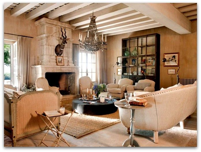 Superieur French Country Interior Images | French Country House Interior