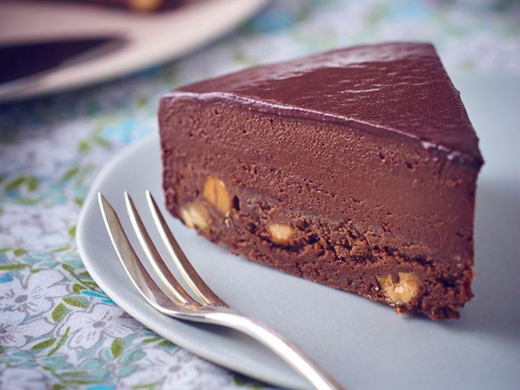 gâteau fraîcheur au chocolat de pierre hermé | recette | fraicheur