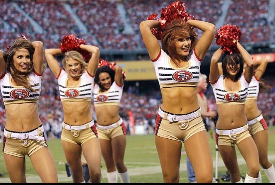 Cheerleaders Porn Pictures