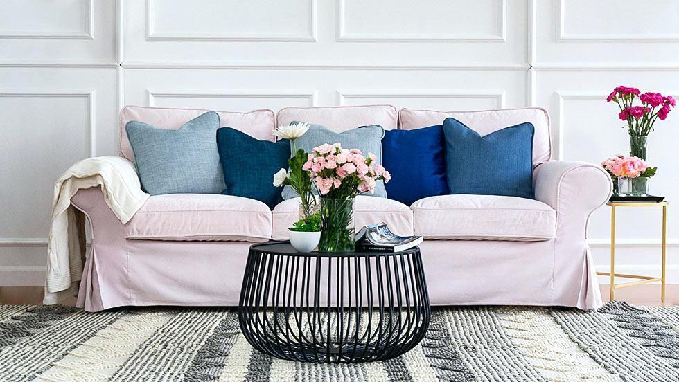 Slipcovers For Sofas With Cushions Ikea Sofa Covers Ikea Sofa Ikea Armchair