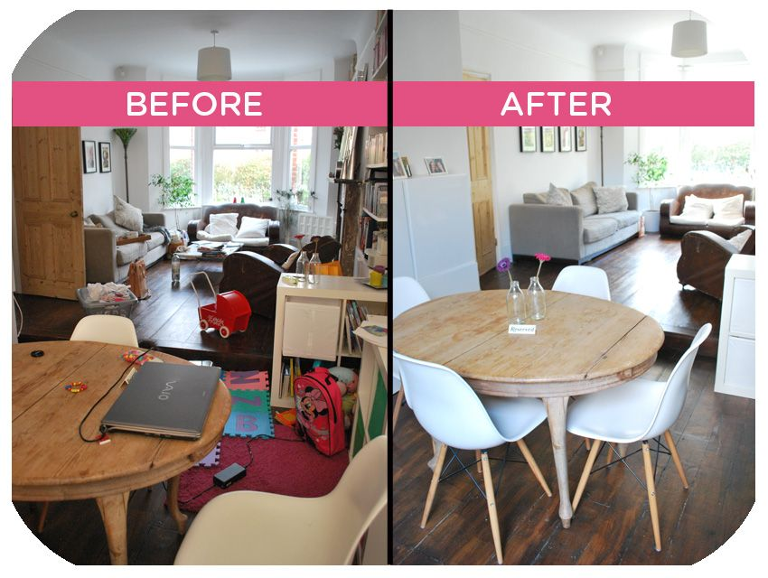 Clutter Free And Looking Great Before After Home Picture Love How Clean This
