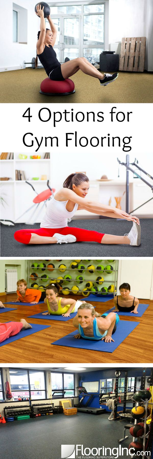 Buying Guide 5 Options for Home Gym Flooring Home gym