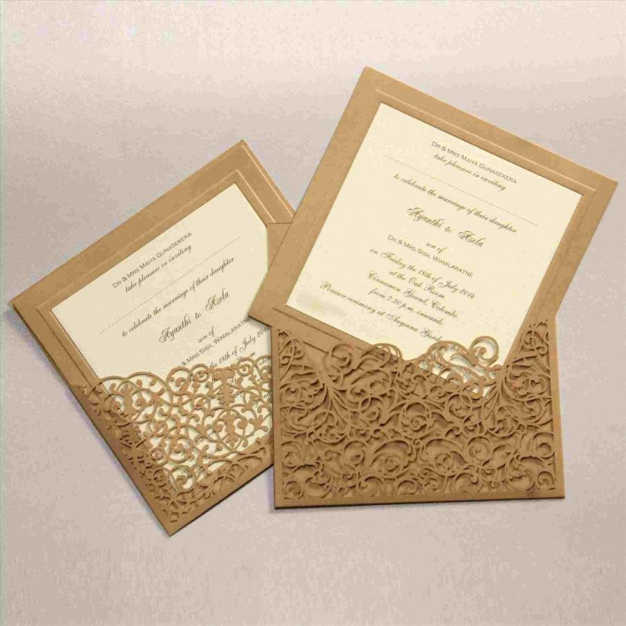4+ Awesome Picture of Grand Wedding Invitation Cards