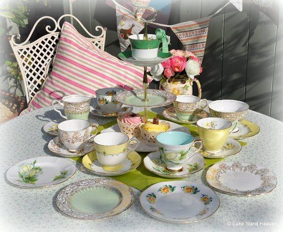 Buy vintage china