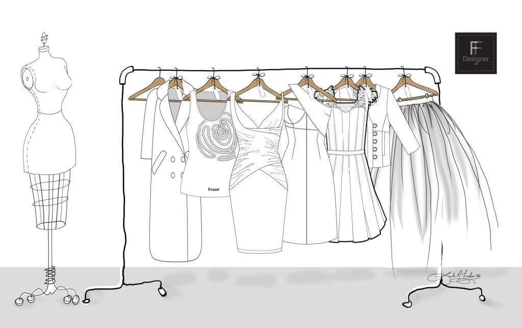 Clothes Illustration Articles How much does it cost to