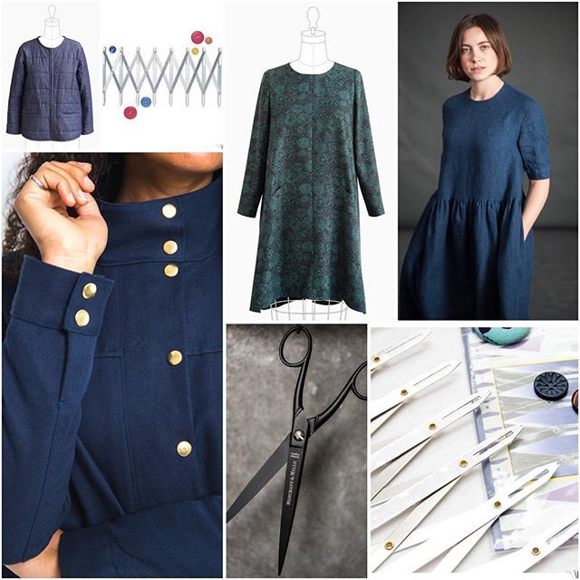 #bpsewvember Day 10 - Shopping List. Most of the shopping I do is for you (and a little bit for me as well), so here's a view of what was on my list today. Now we just have to wait for them to arrive in the shop #metermeter #simflexgauge #kellyanorak #farrowdress #ellisandhattie #tamarackjacketmetermeter,tamarackjacket,ellisandhattie,kellyanorak,bpsewvember,simflexgauge,farrowdressmetermeterdk