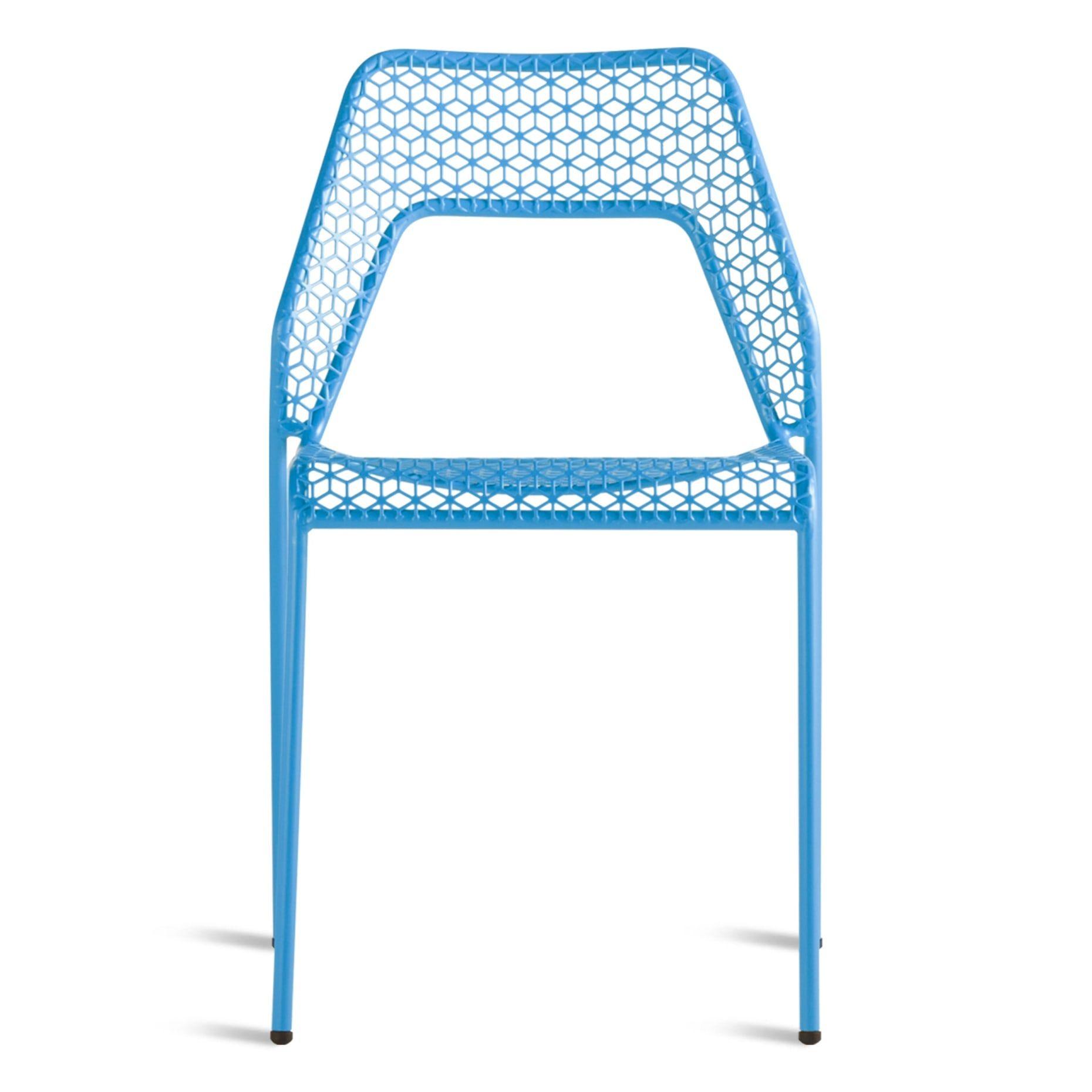 Hot Mesh Chair Green Mesh Chair Metal Patio Chairs Modern Outdoor Furniture