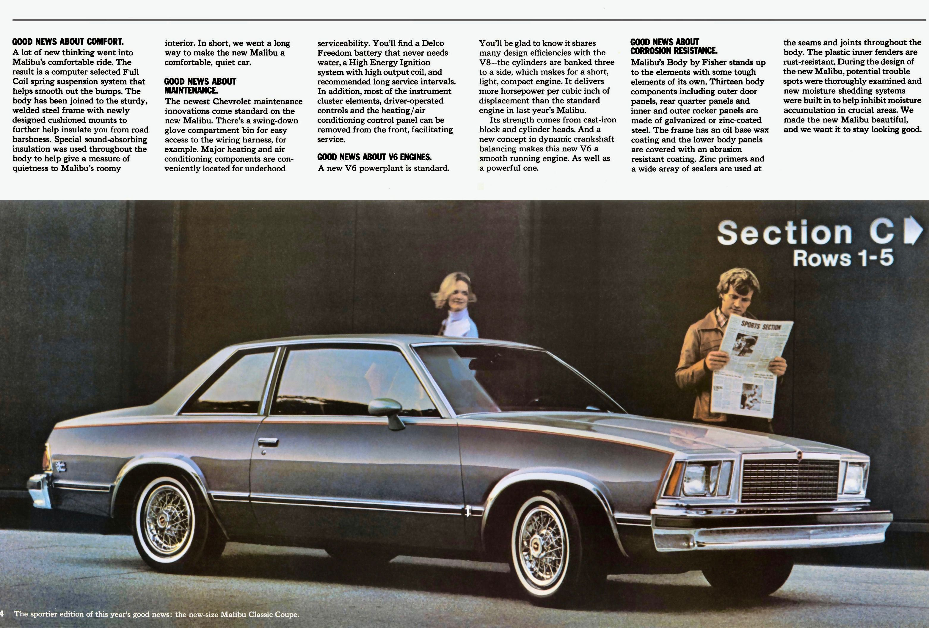 1978 Chevy Malibu Coupe Chevy Malibu Chevrolet Malibu Caprice