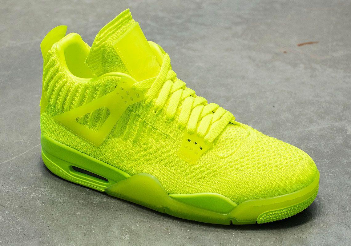 Jordan 4 Flyknit Official Release Date Air Jordans Sneakers