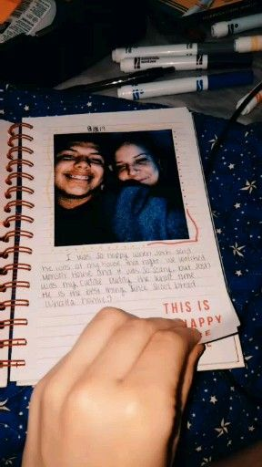 journal your favorite moments