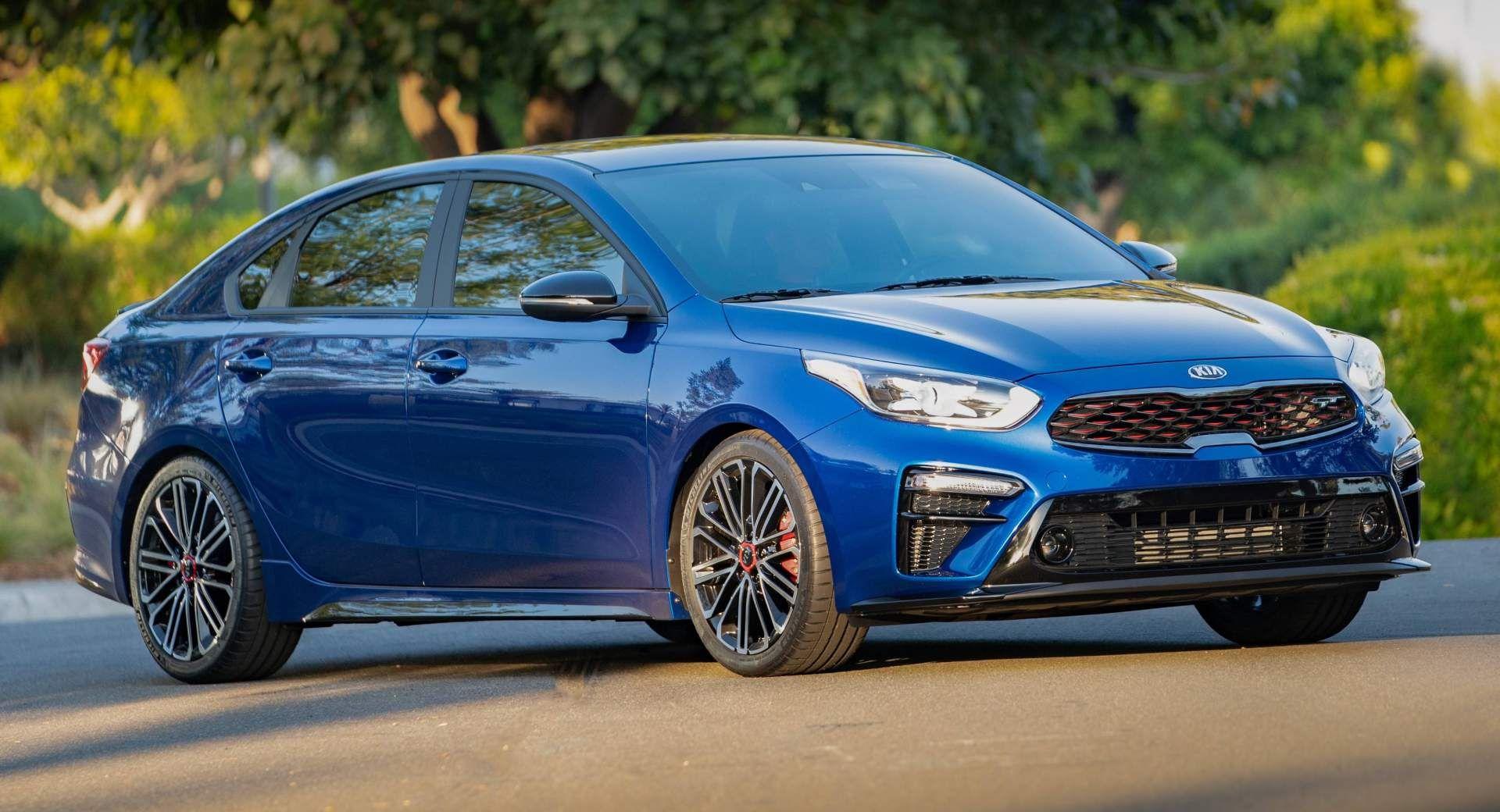 Kia Forte Gt Line 2020 Concept In 2020 Kia Forte Kia New Cars