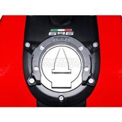 Quick-Lock Tankring Evo für Tankeinfüllstutzen Ducati Monster 796 Sw Motechsw Motech #wearableart