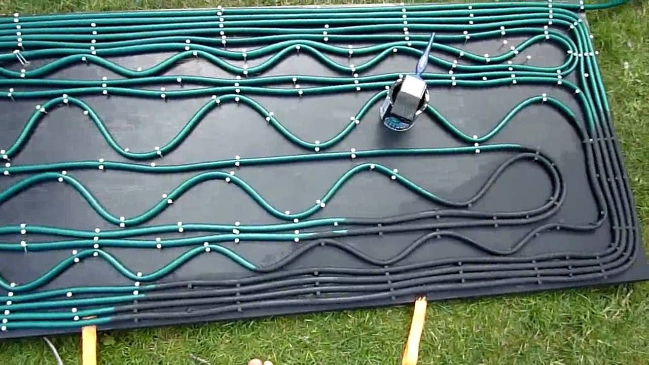 Homemade Swimming Pool Solar Heating System Swimming Pool Solar Heating Pool Heater Solar Pool Heater Diy
