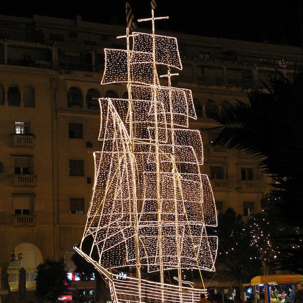 greek christmas traditions - Greek Christmas Decorations