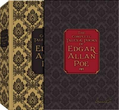 The next edition in the Knickerbocker Classic series is The Complete Tales & Poems of Edgar Allan Poe, featuring works from the famous gothic American writer . His works span the years from 1827 to hi