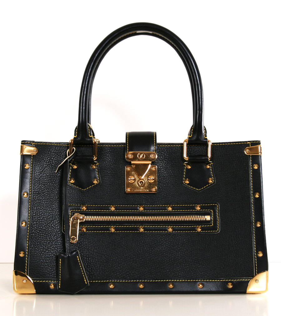 3485b83a5f Louis Vuitton Structured Le Fabuleux bag from the designer s Suhali line  2006
