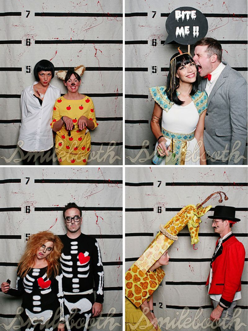 Halloween Photo Booth Prop - props on a stick, Halloween party ...
