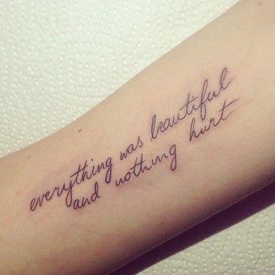 Fuck Yeah Word Tattoos - Tats I Lovesoon, soon Pinterest - script writing