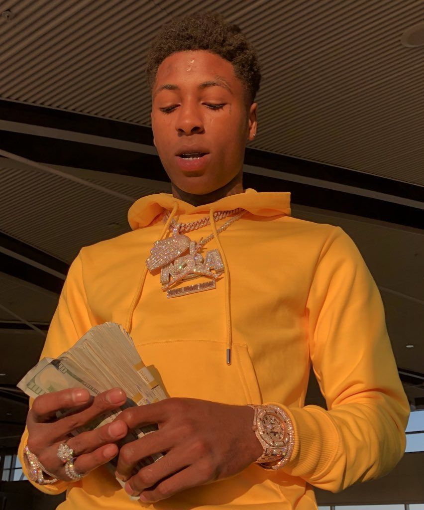 Pin By Princesse Amg On Youngboy Cute Rappers Nba Outfit Nba Baby