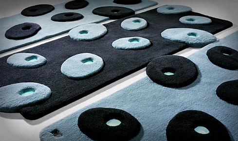 Marvellous rug by Brinkus Kata