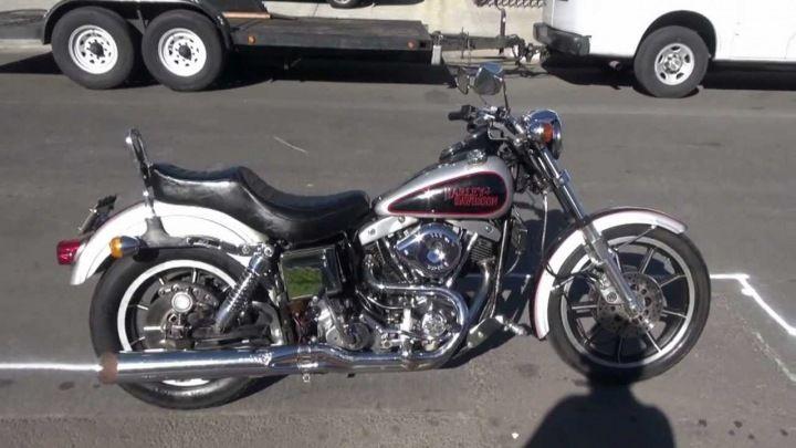 FXS Low Rider 1979 | Bikestuff | Harley davidson bikes